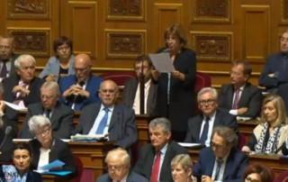 QAG à Manuel Valls Dégradations à Rennes