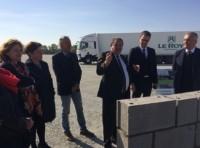1ere pierre Leroy Transport Logistique à Bourgbarré