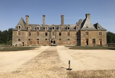 Château du Rocher Portail à Saint-Brice en Coglès