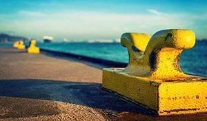 gestion des ports maritimes et interieurs