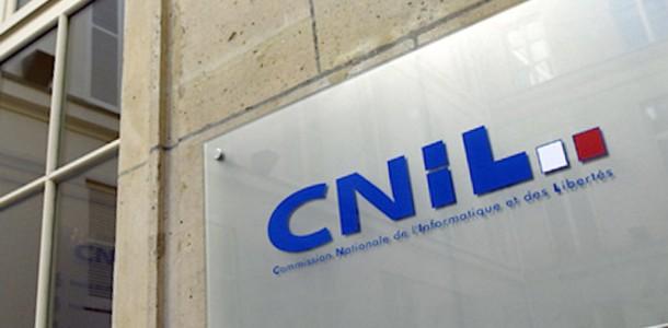Photo façade CNIL