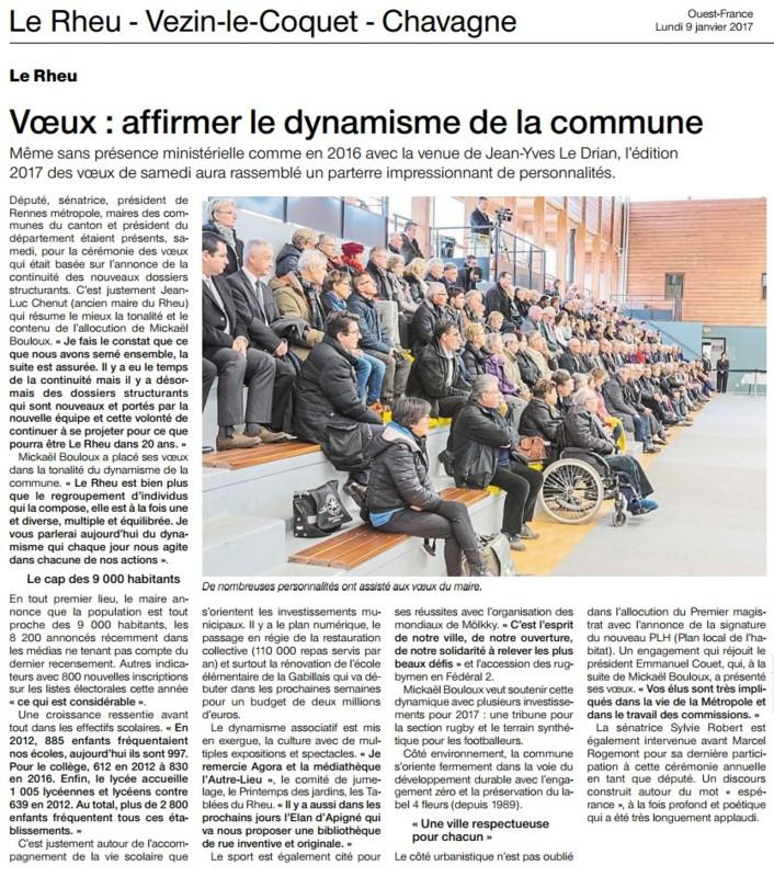 Article Ouest-France CNIL