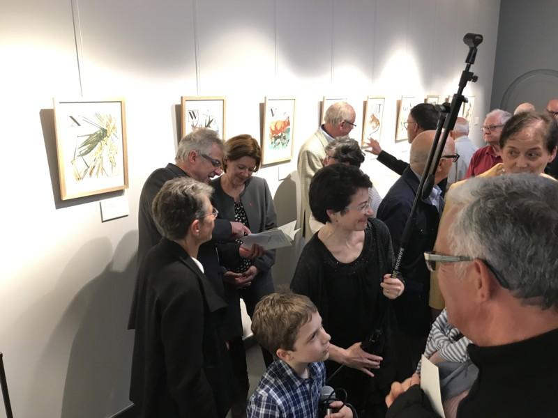 Centre Cristel Editeur d'Art exposition Naturalia à Saint-Malo