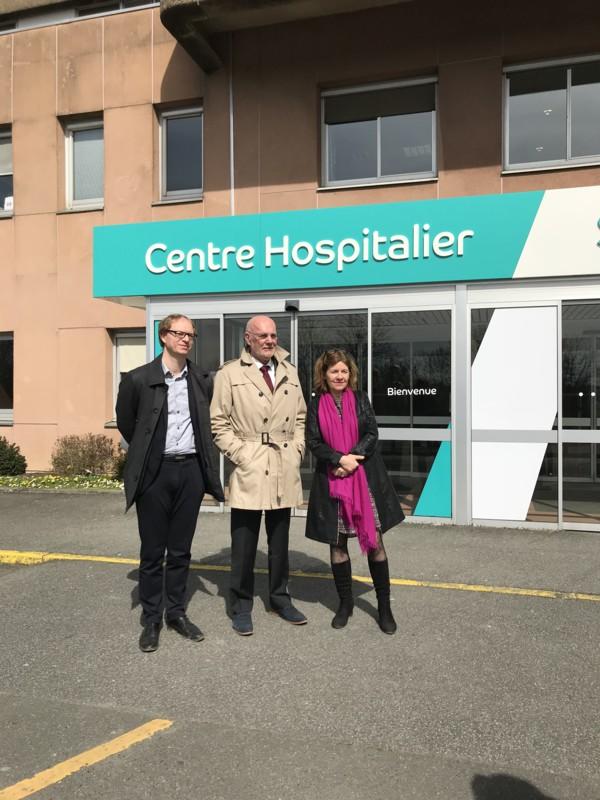 Vitré Centre hospitalier